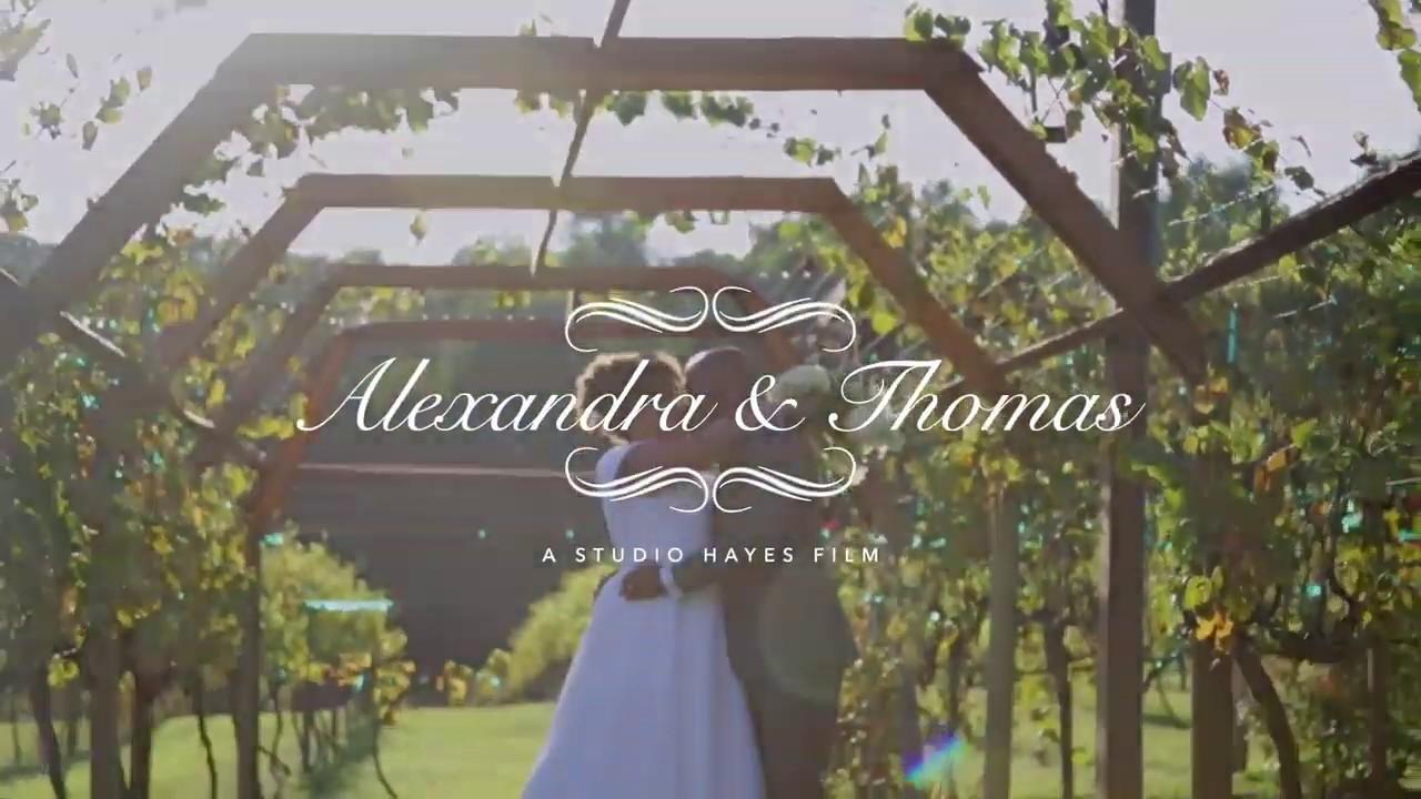 Alexandra & Thomas Wedding