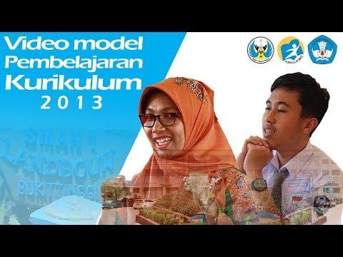 Video Model Pembelajaran Kurikulum 2013 SMAN 1 Bukittinggi