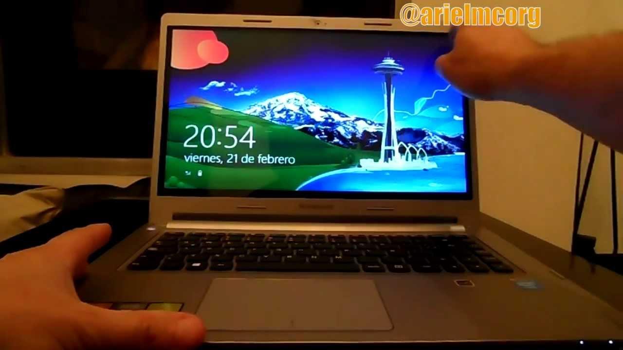 Lenovo IdeaPad S400 Touch Chicony Camera Treiber Windows 10