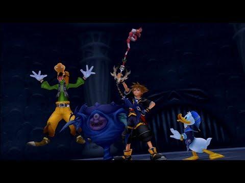 Kingdom Hearts II Final Mix Blind Bonus 2: Basic Coliseum Challenges