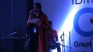 Oh Butterfly Song from Meera - IBM Winter Fest 2014