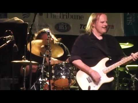 Walter Trout - Greeley Blues Jam 2017