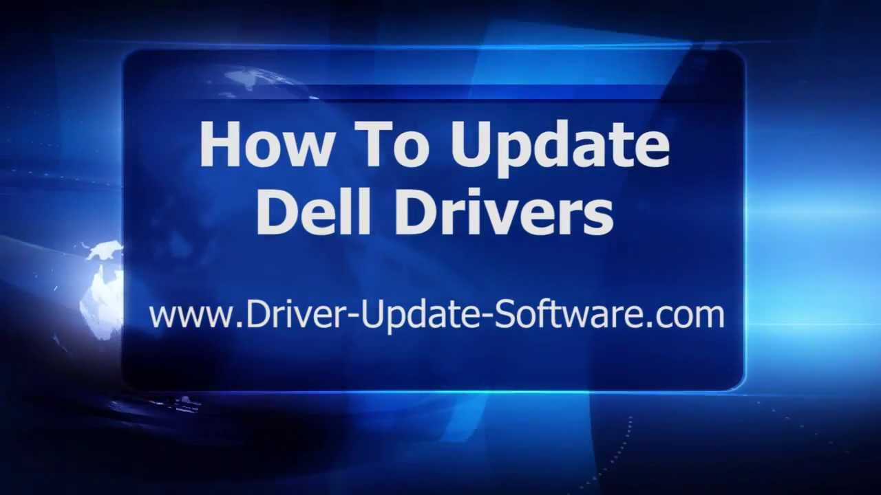 Download dell drivers update utility for windows 7 64 bit 3. 6.