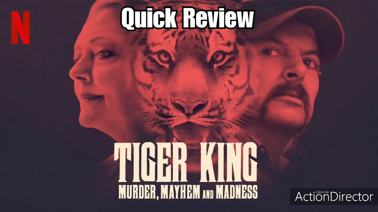 Quick Review: Tiger King