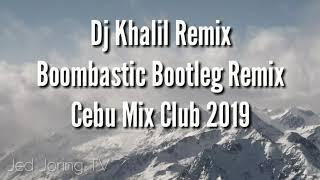 Dj Khalil - Boombastic Bootleg Remix ( CMC REMIX )
