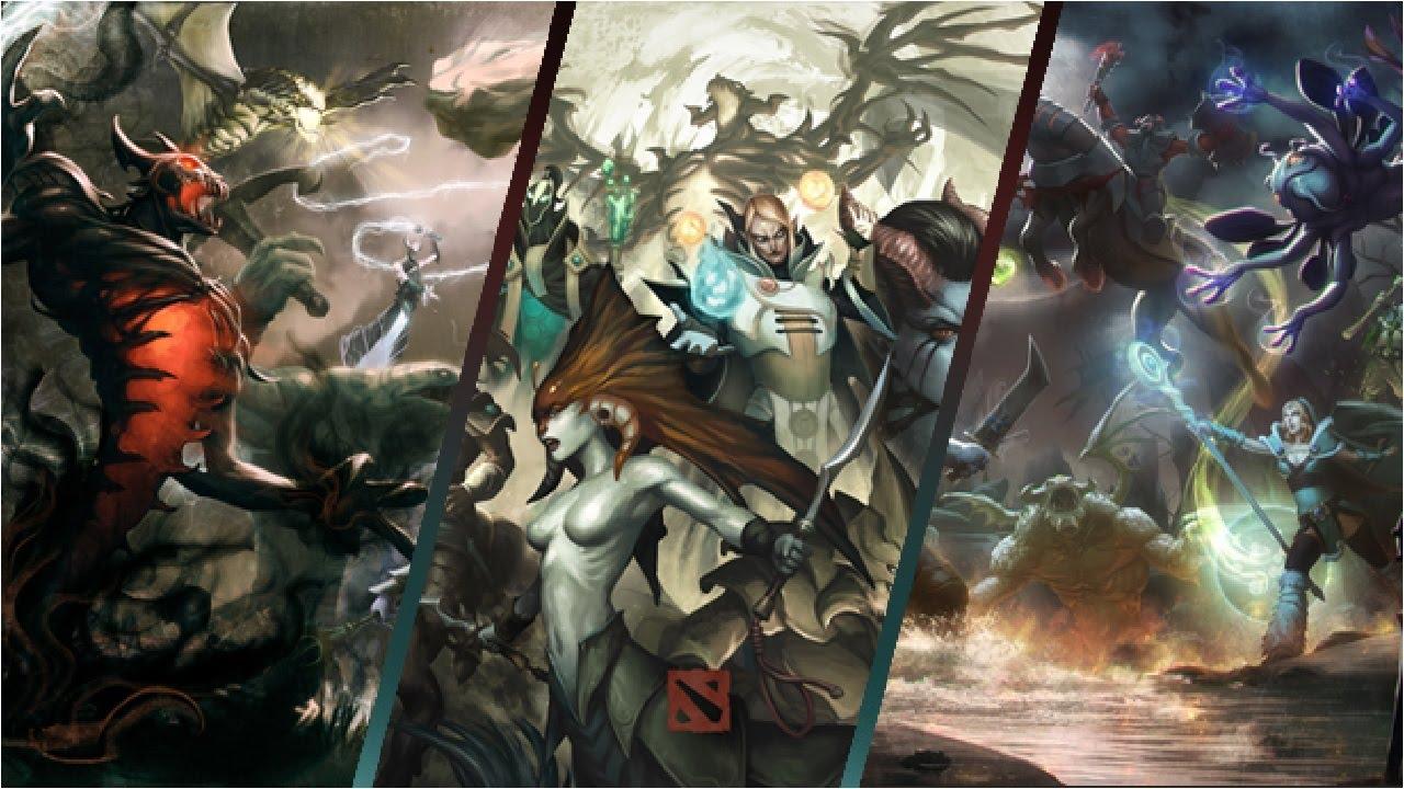 Alliance Vs Empire Long Teamfight The Defense Season 5