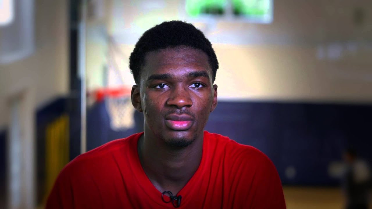 noah vonleh 2014 nba pre draft workout and interview youtube