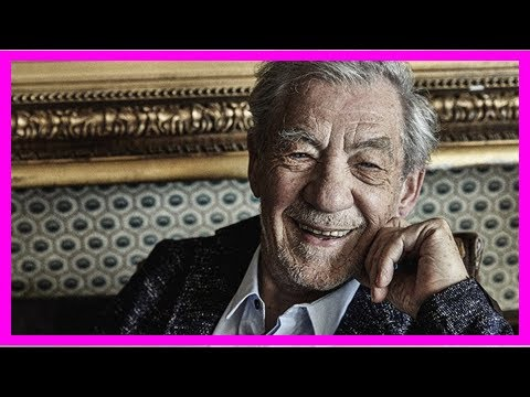 Breaking News | Attitude.co.uk | Sir Ian McKellen slams Hollywood's lack of LGBT representation