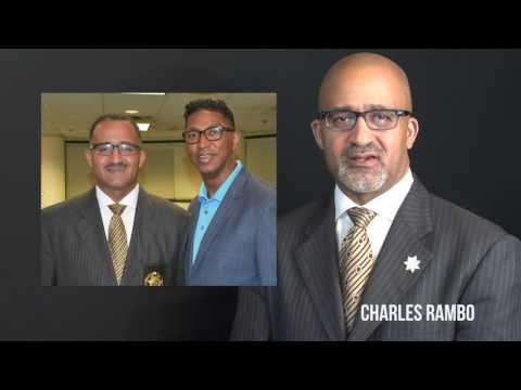 Charles Rambo Endorsement of Rafer Johnson for Mayor 2