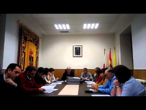 Pleno Ayuntamiento de Ampuero 26-11-2015