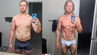 Fitness Body Transformation | Simple Guide from Fat to Fit