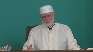 Mevlid Kandili Özel Sohbeti (17 Kasım 2018 Çilehane Camii) - Osman Nuri Topbaş