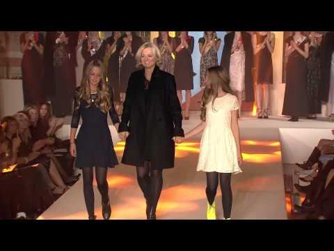 Jacques Vert Group's Coatwalk 2014: Fashion Show