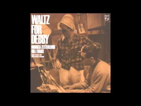 Bill Evans & Monica Zetterlund - Waltz for Debby (1964 Album)
