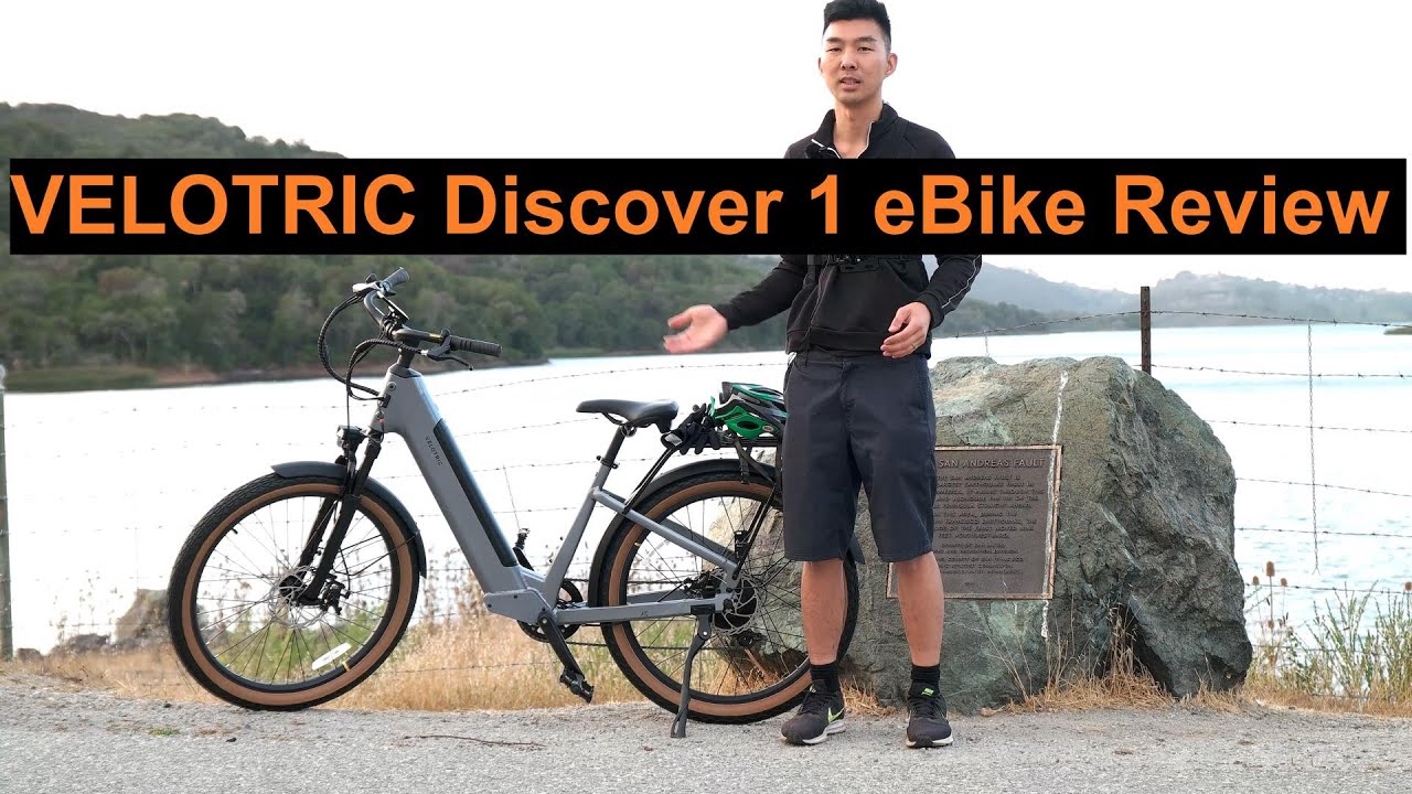 Download BRAND NEW VELOTRIC Discover 1 eBike Review - Unboxing, Assembly & Test Ride
