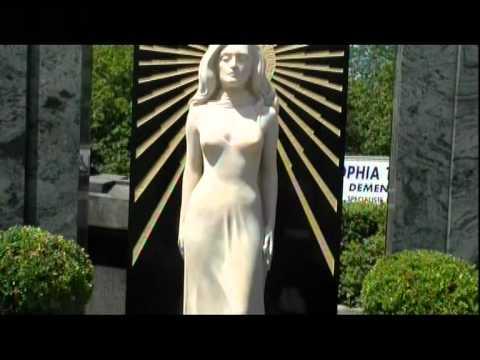 Tombe de Dalida au cimetière de Montmartre
