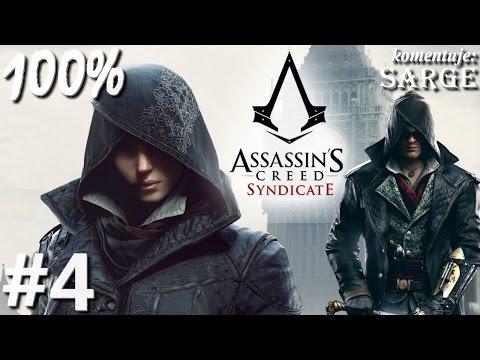 Zagrajmy w Assassin's Creed Syndicate (100%) odc. 4 - Wojna gangów