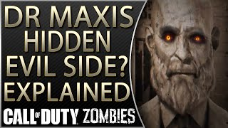 Does Dr Maxis Have a Hidden Evil Side Explain | Is Maxis Still Evil | Zombie Storyline Explained