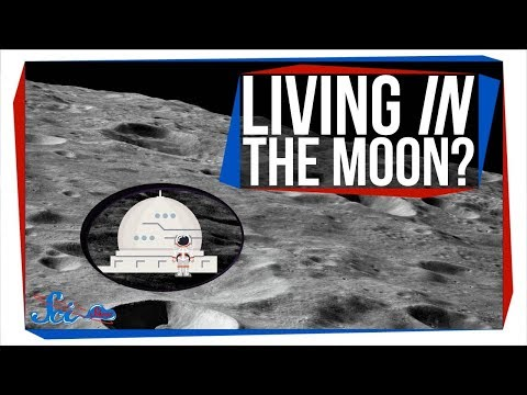 Two New Ways We Could Live on the Moon!