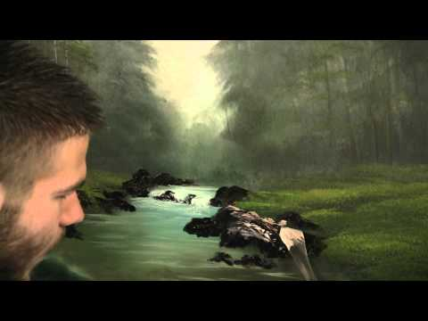 paint-with-kevin-hill---stream-in-the-woods