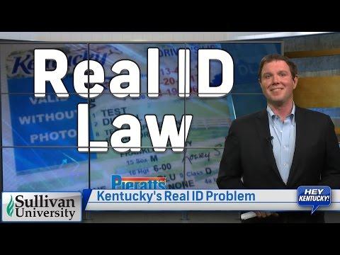 Matt Explains the Real ID Law