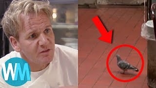 Top 10 Gross Restaurants from Kitchen Nightmares