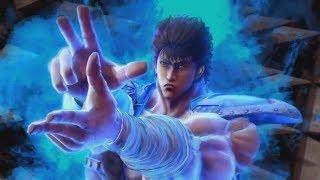 Fist of the North Star: Hokuto ga Gotoku - 3 Minutes of New Gameplay | TGS 2017  (1080p) NEW GAME