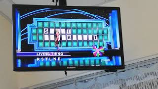 WHEEL OF FORTUNE - JUNE 6-3