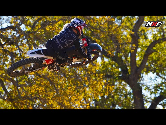 How to Properly Case a Double on Your Dirt Bike