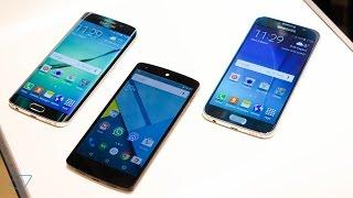 ▶ Samsung Galaxy S6 vs. S6 Edge vs. Nexus 5 - Vergleich