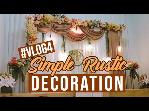 gagasan untuk dekorasi lamaran keren - beauty glamorous