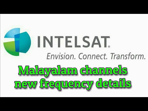 Intelsat 17 - 66E new frequency updates - Malayalam and Tamil channels -  December 1, 2018