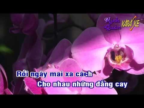 Karaoke - Roi mai ta xa nhau - Giao Linh & Tuan Vu