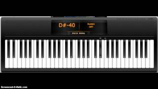 Tum Hi Ho Virtual Piano