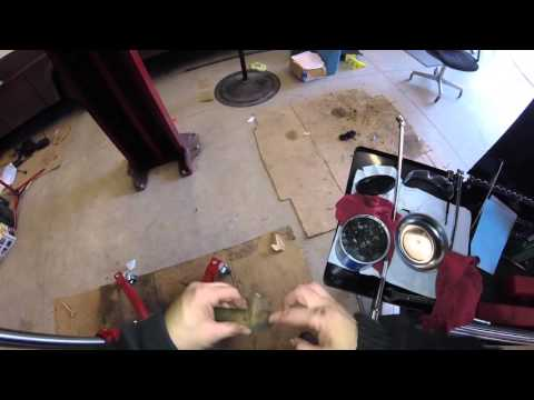 1953 Willys CJ3B JEEP Clutch Replacement Part 3 of 3