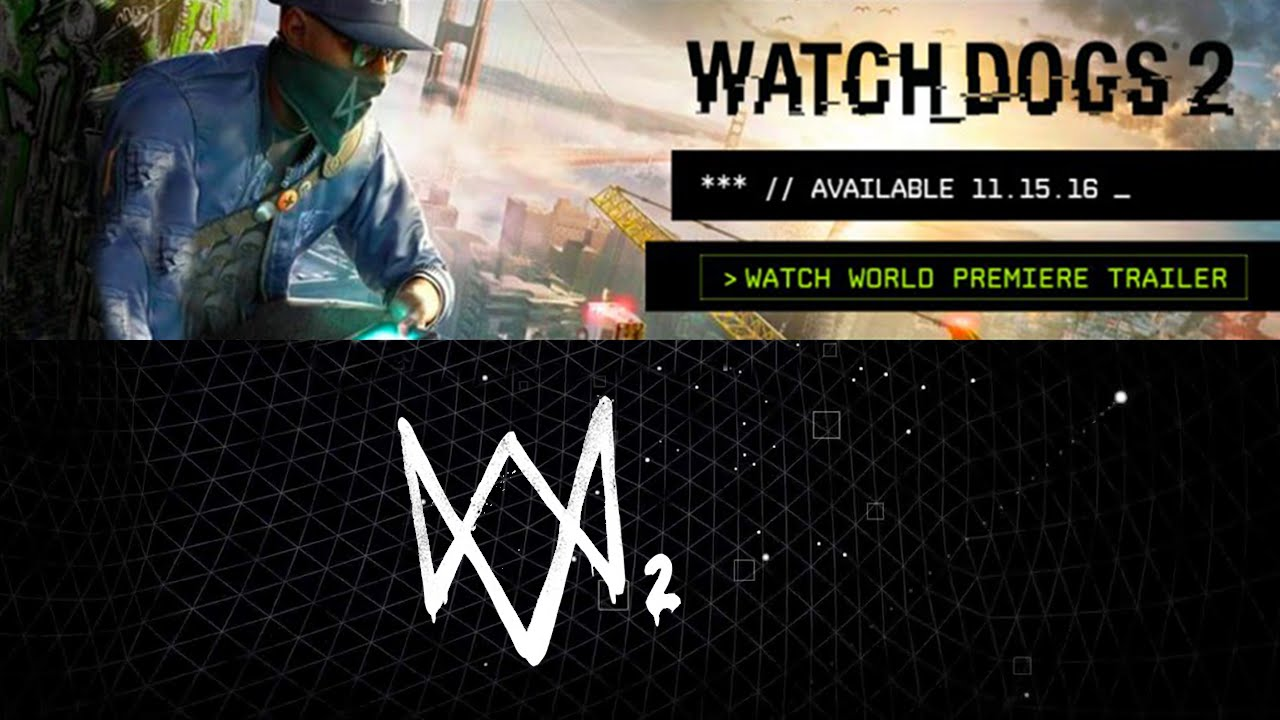 Watch dogs 2 release date in Brisbane