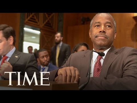 Download Youtube: Ben Carson Defends His Credentials As Housing Secretary | TIME