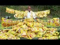 500 Maggi Noodles Cooking By Our Grandpa | World Biggest Recipe Yummy  Maggi Noodles