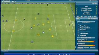 Championship Manager 2006 video 2