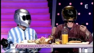 Arnaud Tsamere [76] et Ben [11] C'est nous les Daft Punk - ONDAR