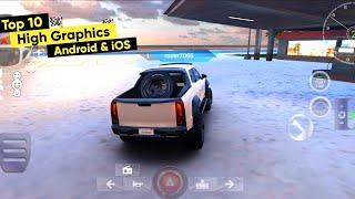 Top 10 New High Graphics Games for Android & iOS 2020!   Top 10 best High graphics Games for Android