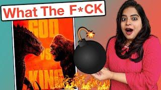 Godzilla Vs Kong Movie REVIEW | Deeksha Sharma