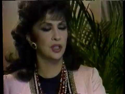 Download Gina Lollobrigida interview for BCTV (Global TV) - circa 1987