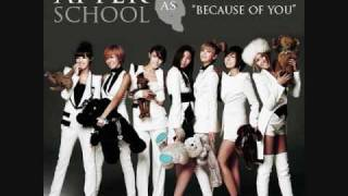 Because of You ~ After School (Download Link)