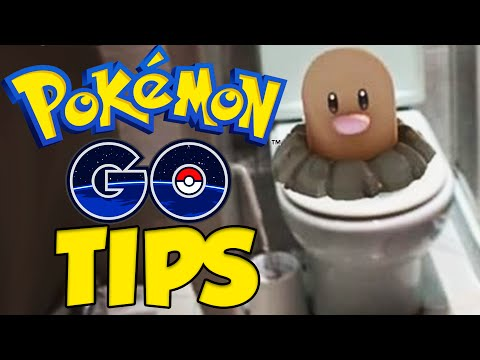 10 Trainer Tips for New Pokemon Go Users! #PokemonGO