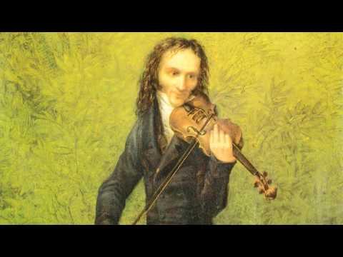 Niccolò Paganini - CONCERTO FOR VIOLIN AND ORCHESTRA NO. 6