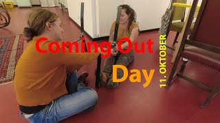 Coming Out Day 2021