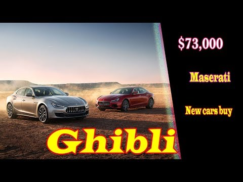 2019 Maserati Ghibli Sq4 | 2019 Maserati Ghibli Gransport | 2019 Maserati Ghibli S | New Cars Buy.