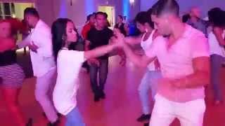 Salsa Dancing @ TBSF 2015 Melany Mercedes and Eric Baez