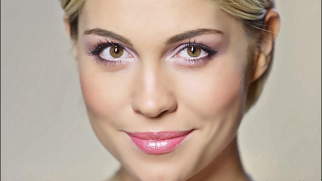 красивый макияж дневной фото